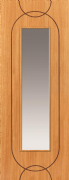 JB Kind Agua Glazed Door